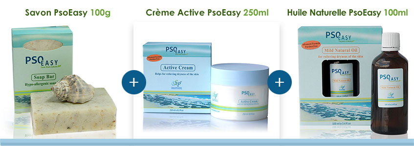 kit soin pour psoriasis corps