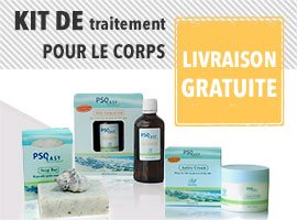 kit traitement contre le psoriasis