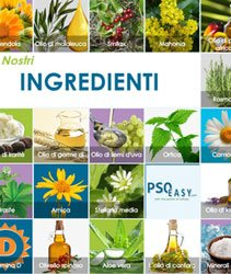 nostri 20 ingredienti naturali