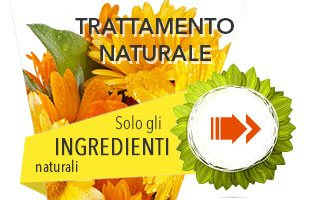 solo ingredienti naturali
